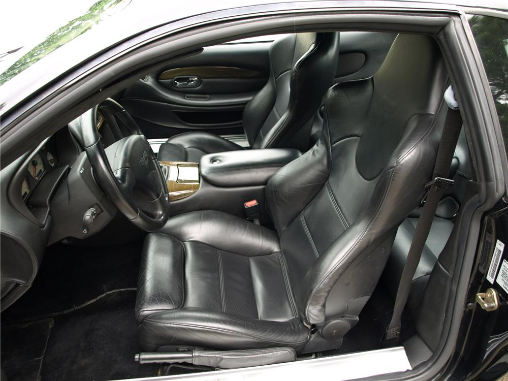 2003 ASTON MARTIN DB 7 GT COUPE - Interior - 93497