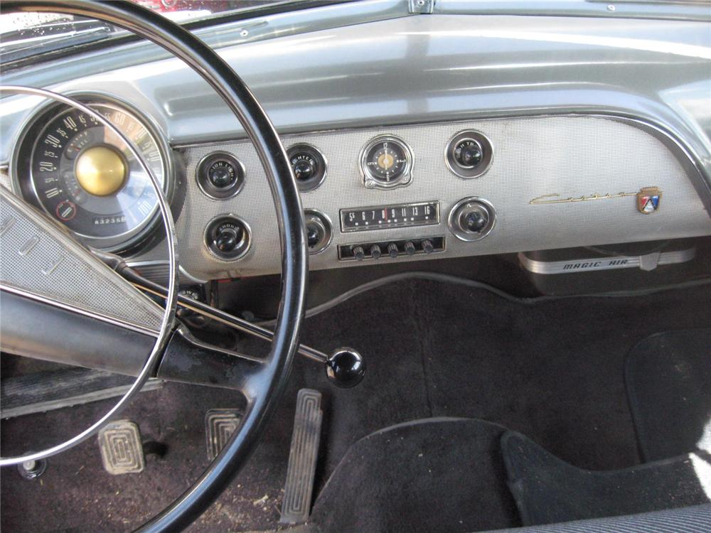 1951 FORD 2 DOOR COUPE - Interior - 93499