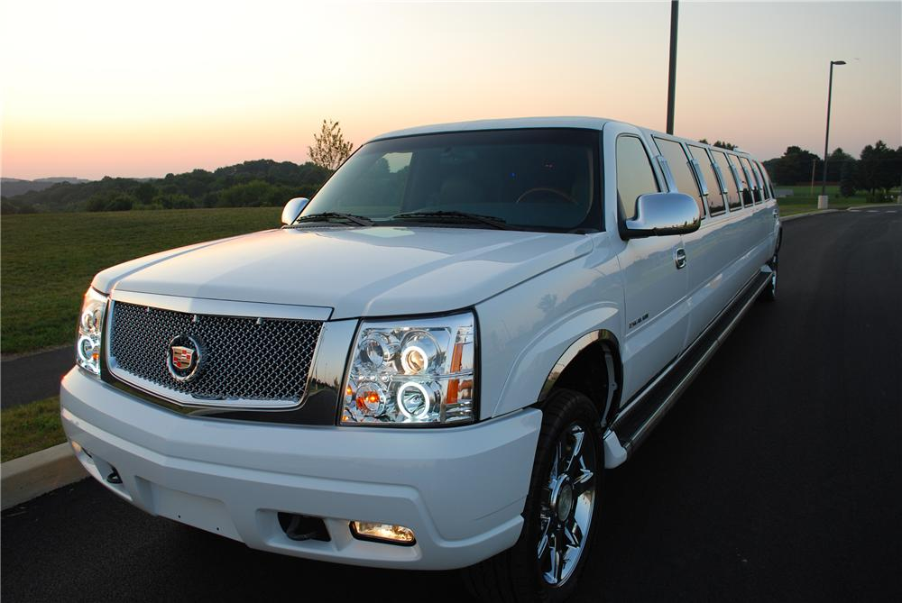 Front Web on 2002 Cadillac Escalade Running Boards