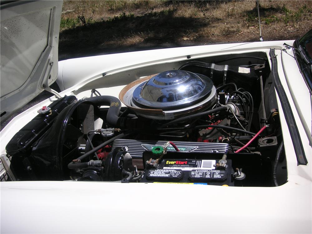 1956 FORD THUNDERBIRD CONVERTIBLE - Engine - 93516
