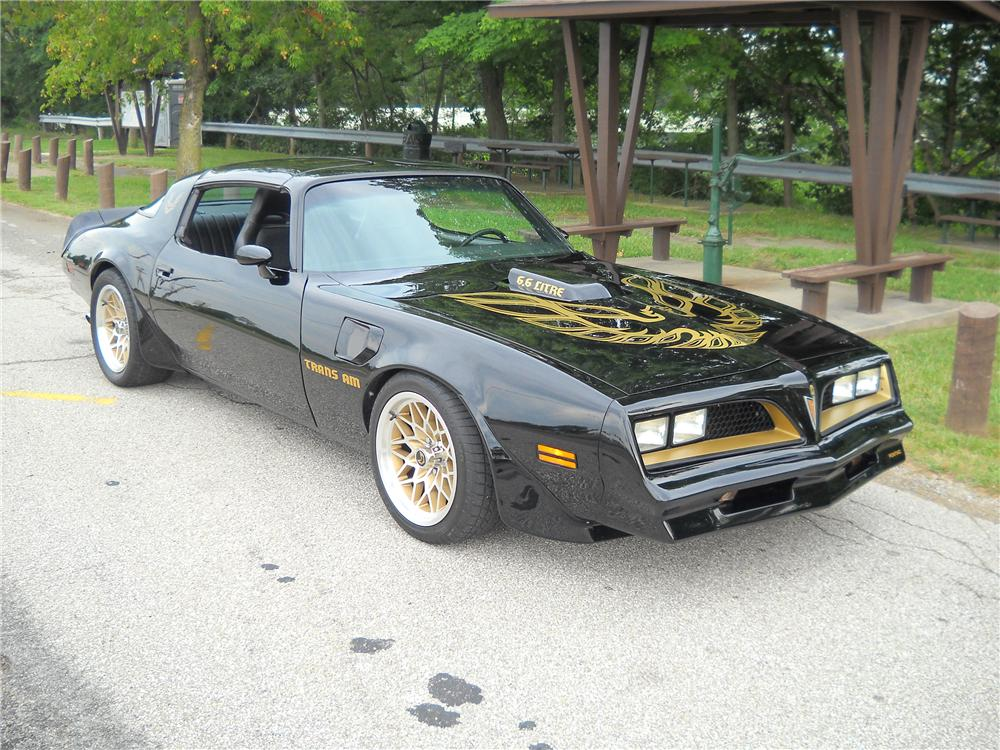 1980 pontiac firebird trans am 2 door coupe