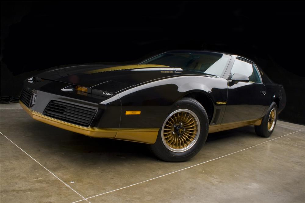 1983 Pontiac Firebird Trans Am Coupe 93538