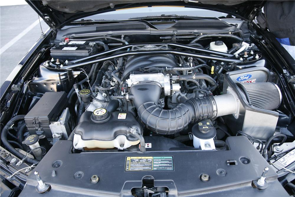 2006 FORD SHELBY GT-H COUPE - Engine - 93556