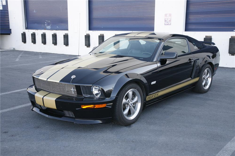 2006 FORD SHELBY GT-H COUPE - Side Profile - 93556