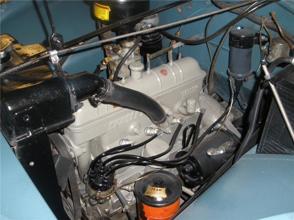 1948 CROSLEY CC WOODY WAGON - Engine - 93569