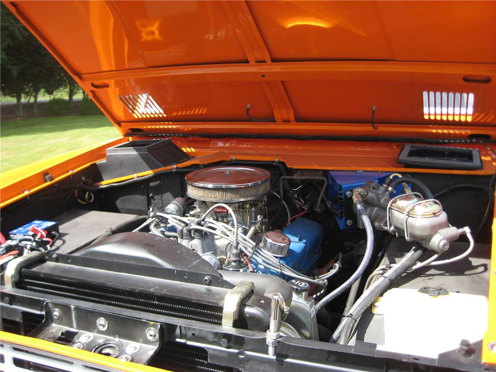 1969 FORD BRONCO CUSTOM 4X4 - Engine - 93585