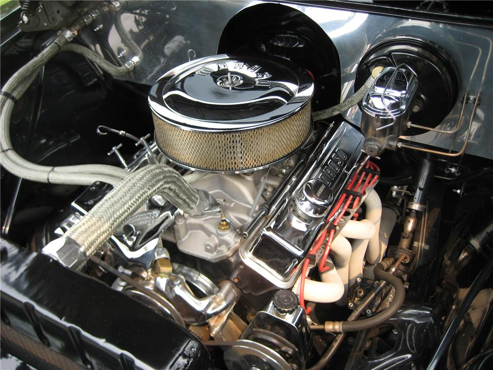 1957 CHEVROLET CUSTOM PICKUP - Engine - 93589