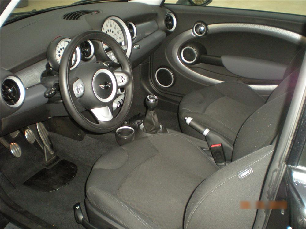 2007 MINI COOPER S 2 DOOR HATCHBACK - Interior - 93603