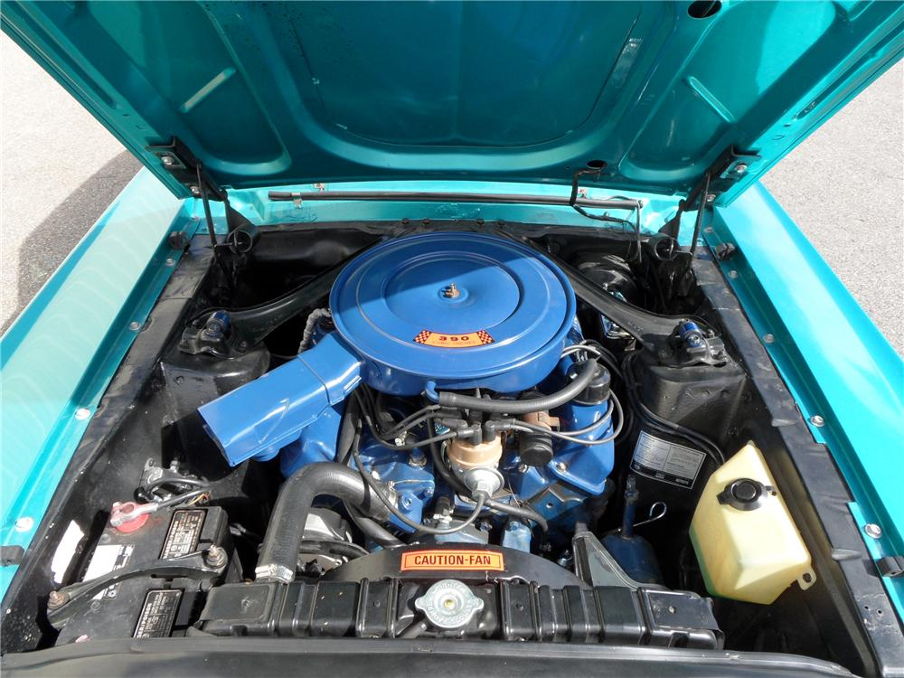 1968 FORD MUSTANG COUPE - Engine - 93610
