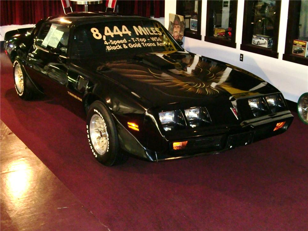 1979 PONTIAC TRANS AM 2 DOOR COUPE - Front 3/4 - 93626