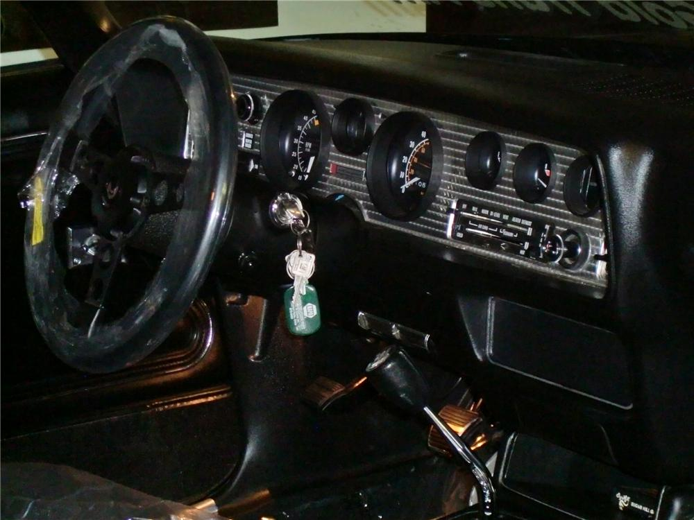 1979 PONTIAC TRANS AM 2 DOOR COUPE - Interior - 93626