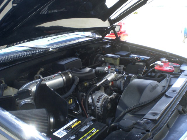 1999 CHEVROLET SUBURBAN CUSTOM SUV - Engine - 93640