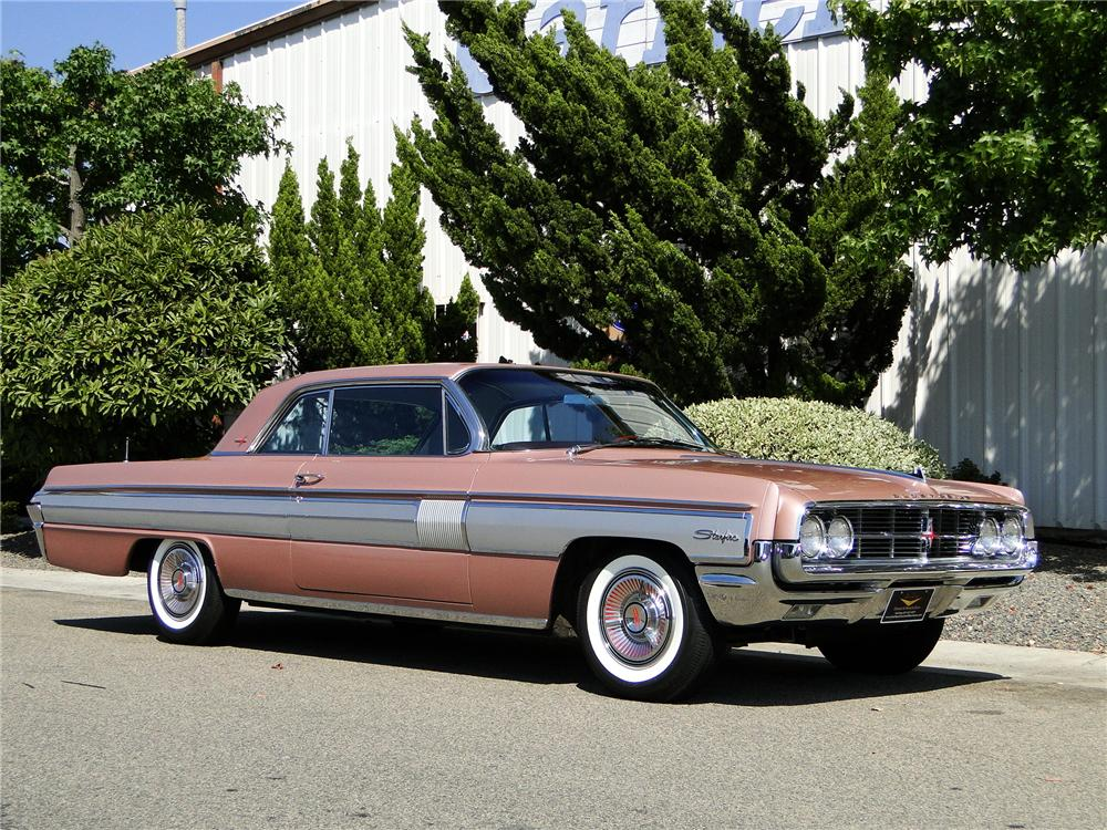 1962 Oldsmobile Starfire 2 Door Coupe 93660
