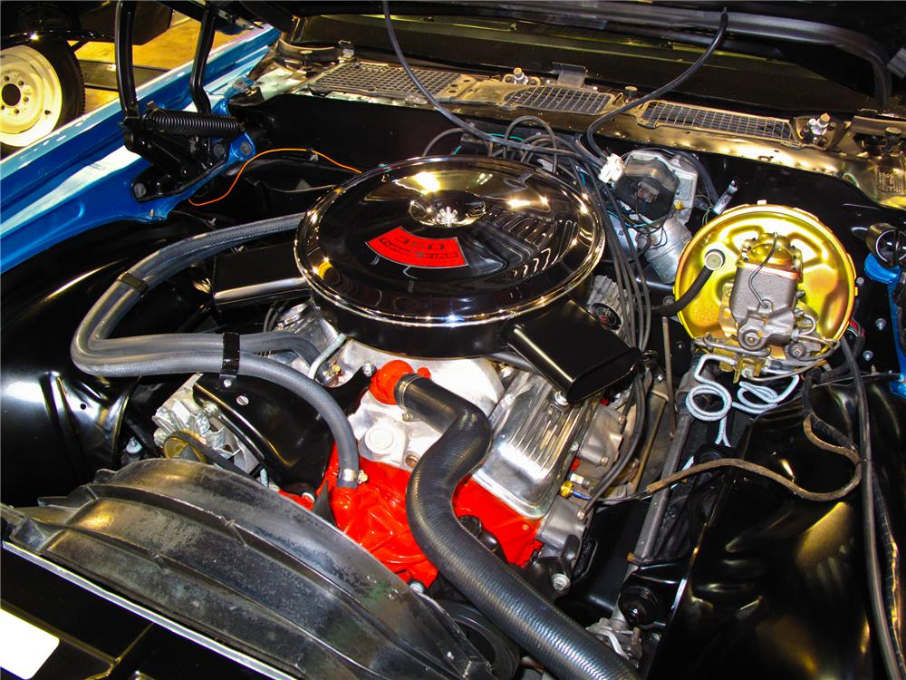 1970 CHEVROLET CAMARO Z/28 COUPE - Engine - 93667