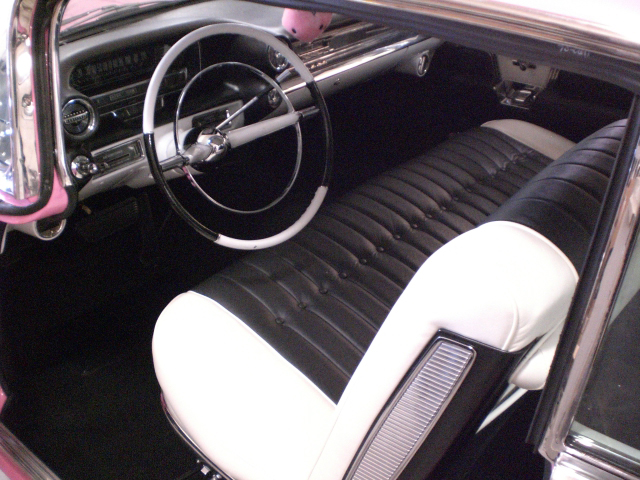 1959 CADILLAC COUPE DE VILLE 2 DOOR - Engine - 93683