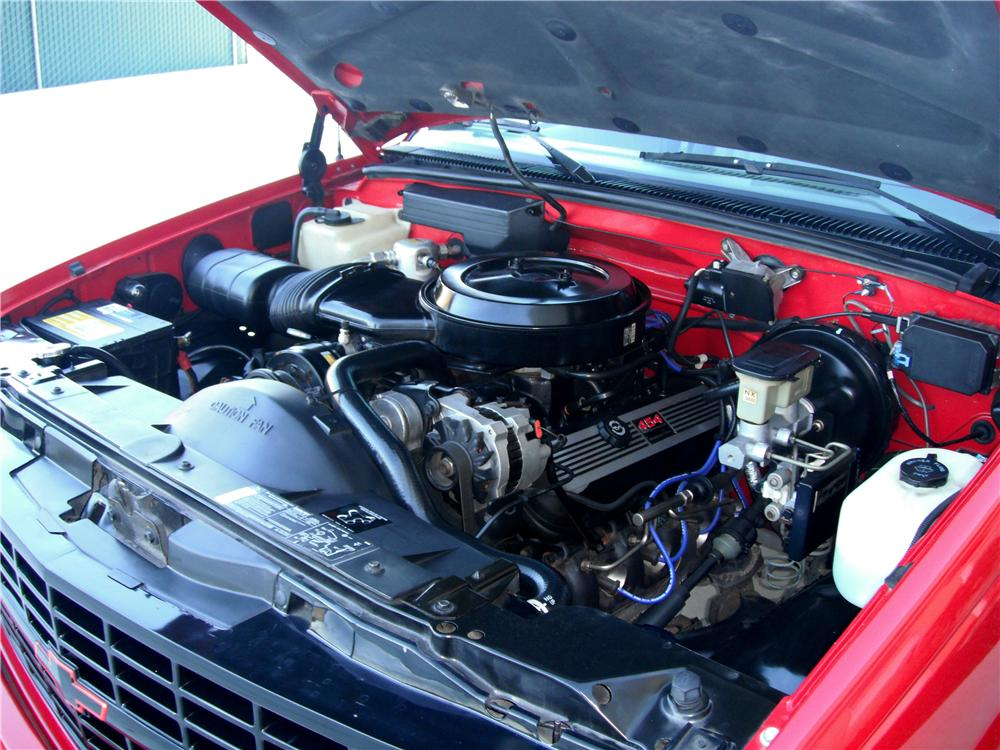 1993 CHEVROLET 1500 1/2 TON PICKUP - Engine - 93689