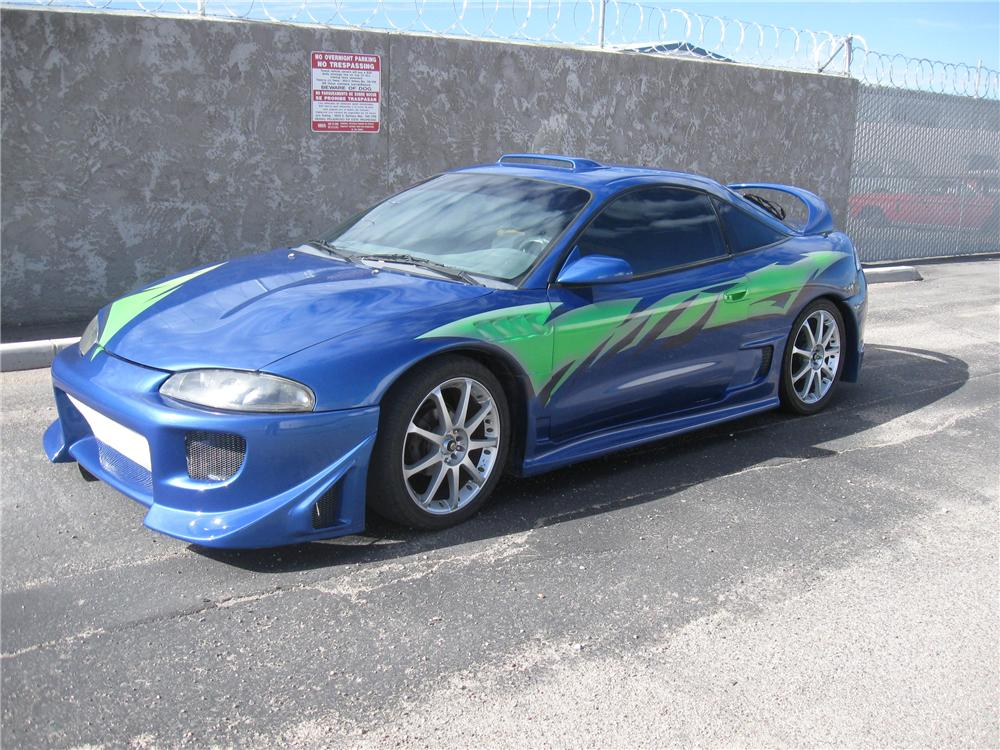 Eclipse Las Vegas >> 1996 MITSUBISHI ECLIPSE CUSTOM 2 DOOR COUPE