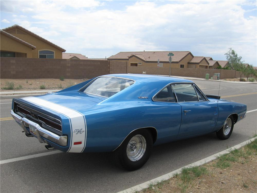 1969 DODGE CHARGER CUSTOM 2 DOOR HARDTOP - 93860