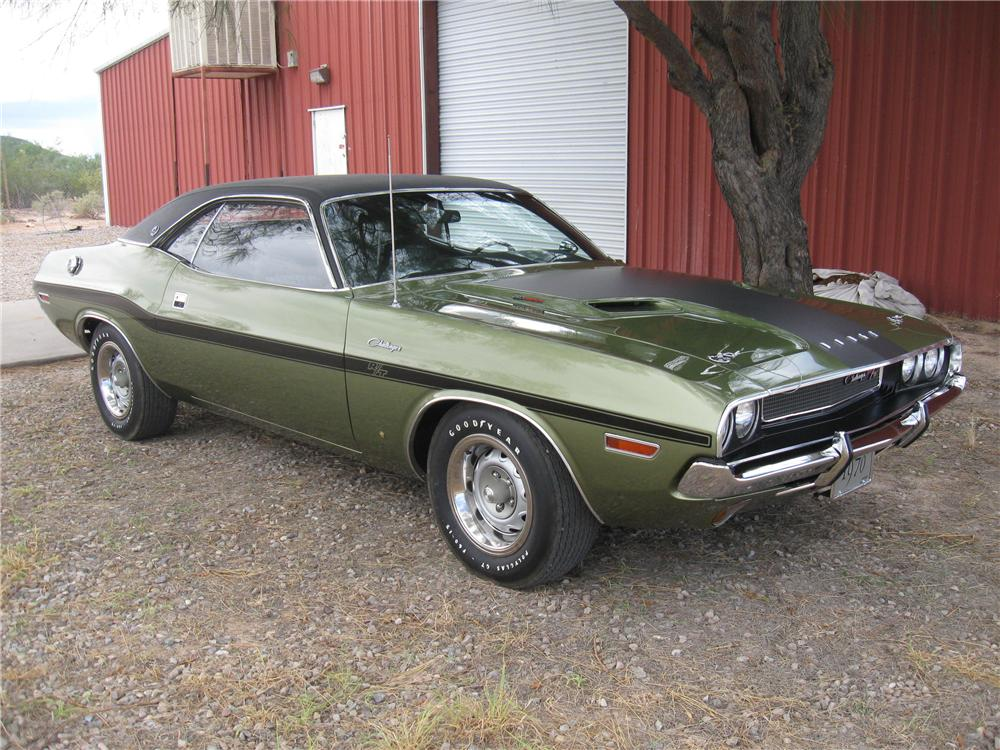 1970 dodge challenger 2 door hardtop 93861. Black Bedroom Furniture Sets. Home Design Ideas