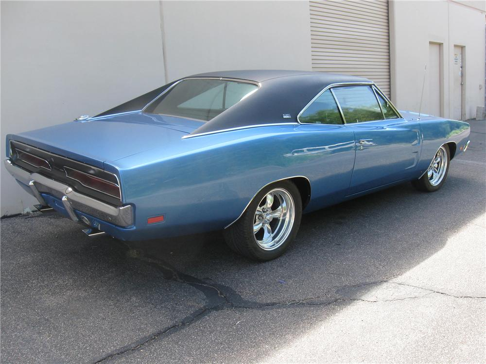 1969 dodge charger 2 door hardtop 93868. Black Bedroom Furniture Sets. Home Design Ideas