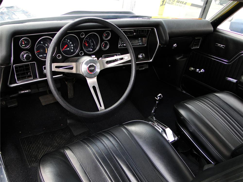 1969 Chevelle Bench Seat For Sale El Camino Distinctive