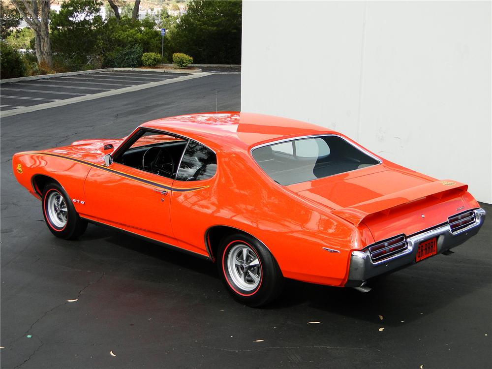 Las Vegas Used Cars >> 1969 PONTIAC GTO JUDGE COUPE - 93996