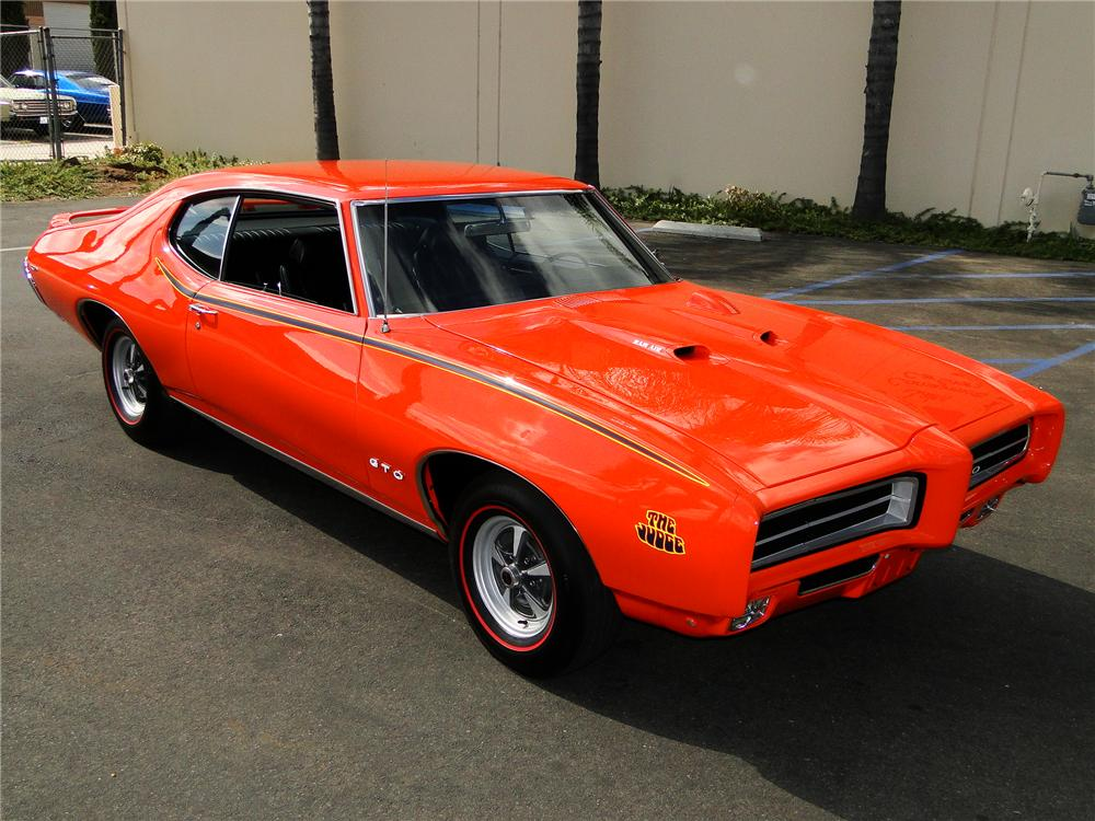 Used Cars Las Vegas >> 1969 PONTIAC GTO JUDGE COUPE - 93996