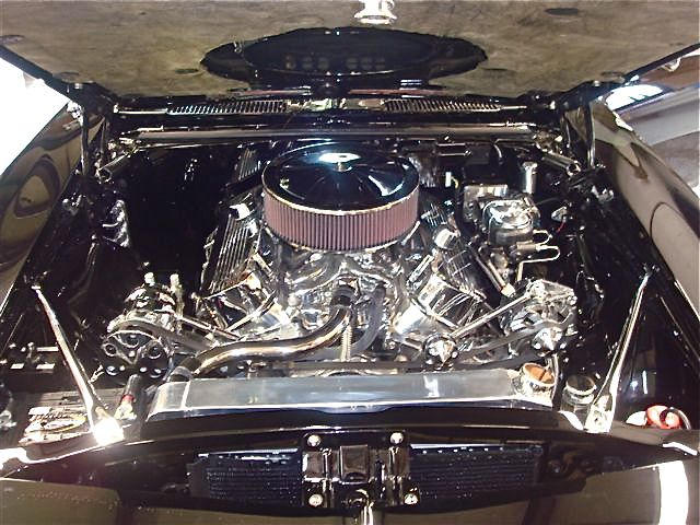 1969 CHEVROLET CAMARO CUSTOM CONVERTIBLE - Engine - 94040
