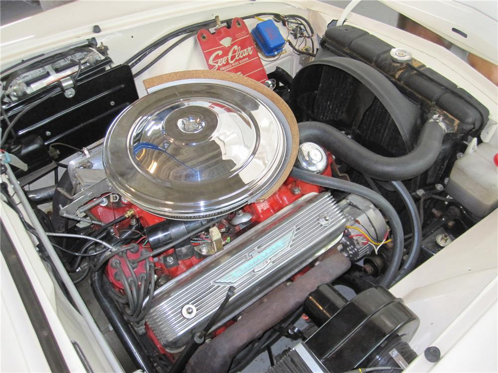 1956 FORD THUNDERBIRD CONVERTIBLE - Engine - 94068