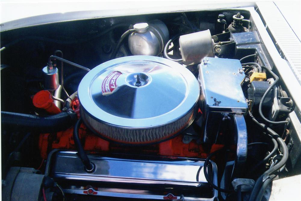 1968 CHEVROLET CORVETTE CONVERTIBLE - Engine - 94085