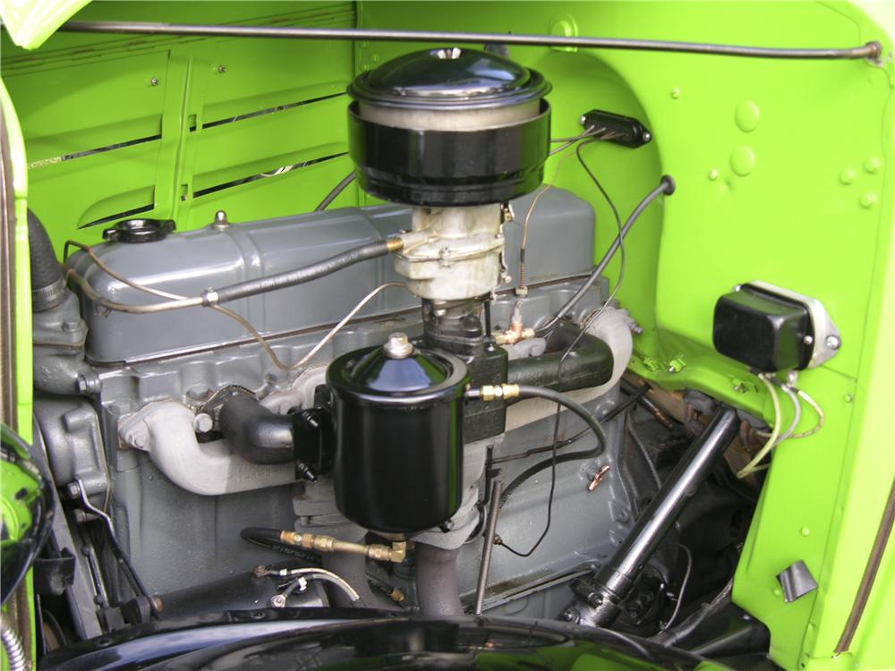 1936 CHEVROLET 1/2 TON PICKUP - Engine - 96093