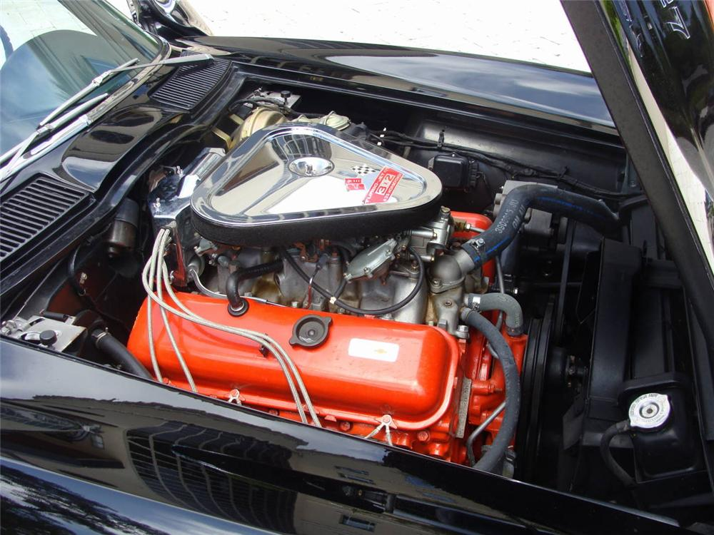 1967 CHEVROLET CORVETTE COUPE - Engine - 96117