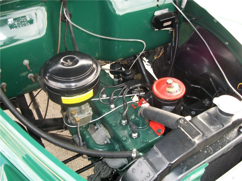 1947 STUDEBAKER PICKUP TRUCK - Engine - 96186