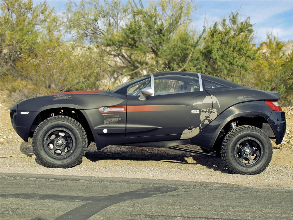 2011 Local Motors Rally Fighter Street Legal Desert Racer