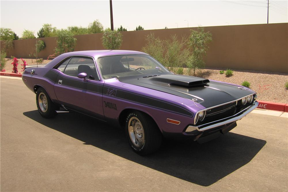 1970 dodge challenger t a 2 door hardtop 96218. Black Bedroom Furniture Sets. Home Design Ideas