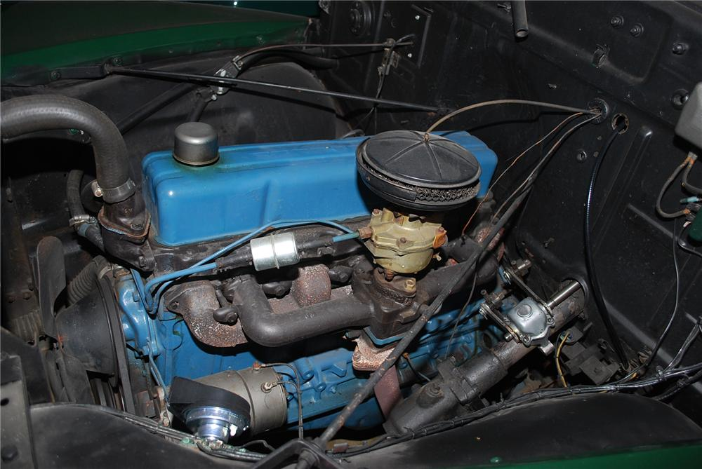 1953 CHEVROLET 3100 PICKUP - Engine - 96222