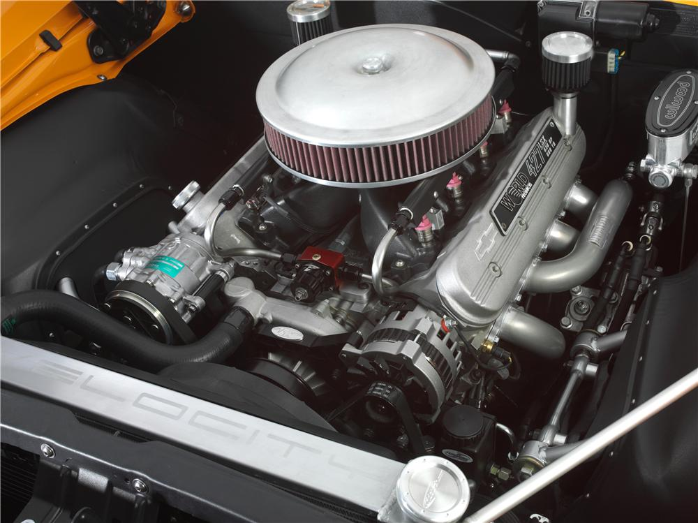 1968 CHEVROLET CAMARO CUSTOM COUPE - Engine - 96241