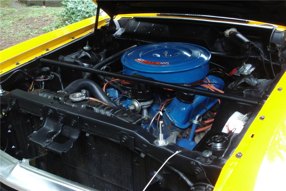 1969 FORD RANCHERO PICKUP - Engine - 96251
