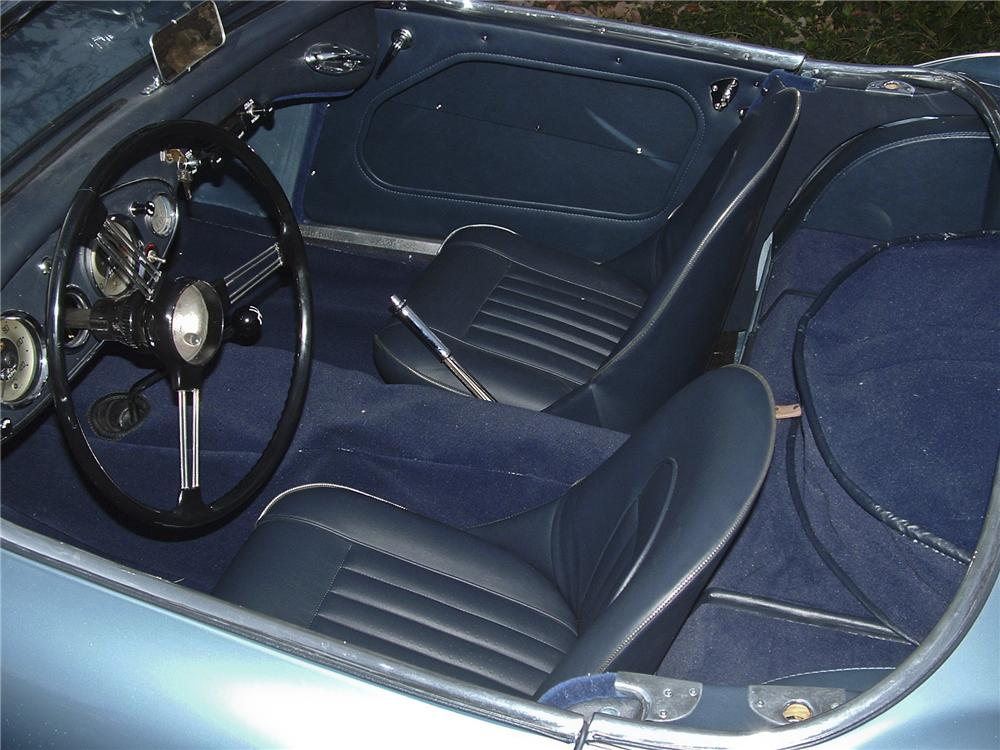 1960 AUSTIN-HEALEY 100-6 BN6 ROADSTER - Interior - 96310