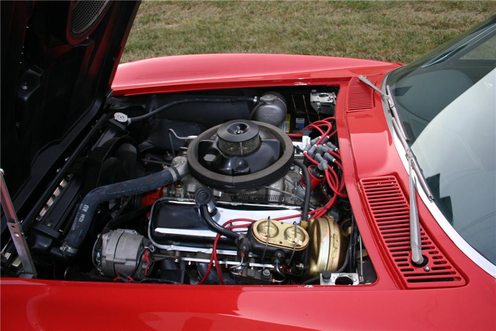 1967 CHEVROLET CORVETTE L-88 RE-CREATION - Engine - 96313