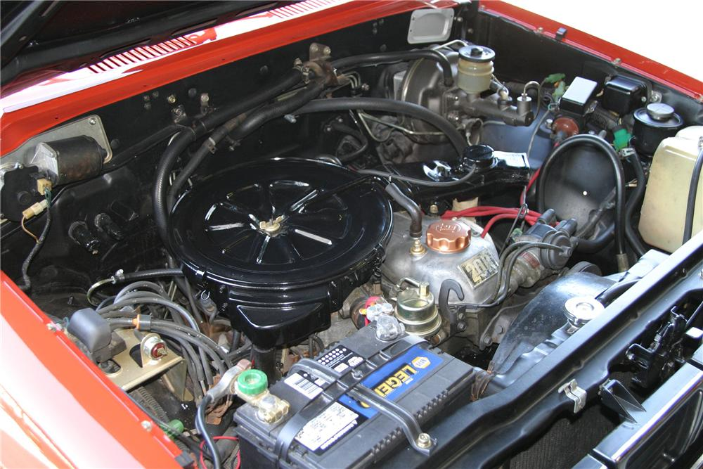 1979 TOYOTA 4X4 PICKUP - Engine - 96314