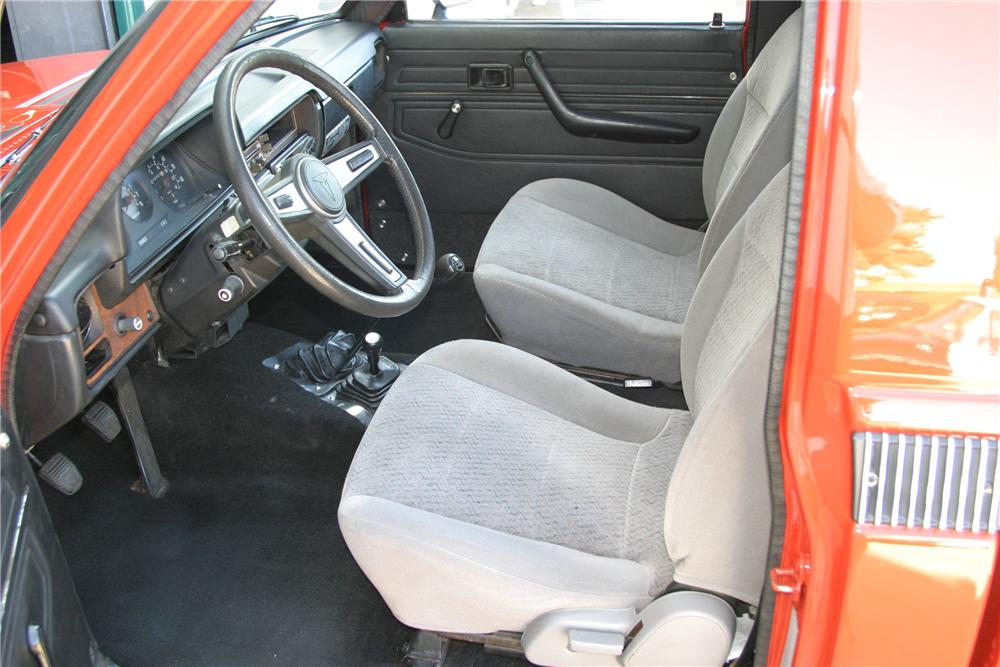 1979 TOYOTA 4X4 PICKUP - Interior - 96314