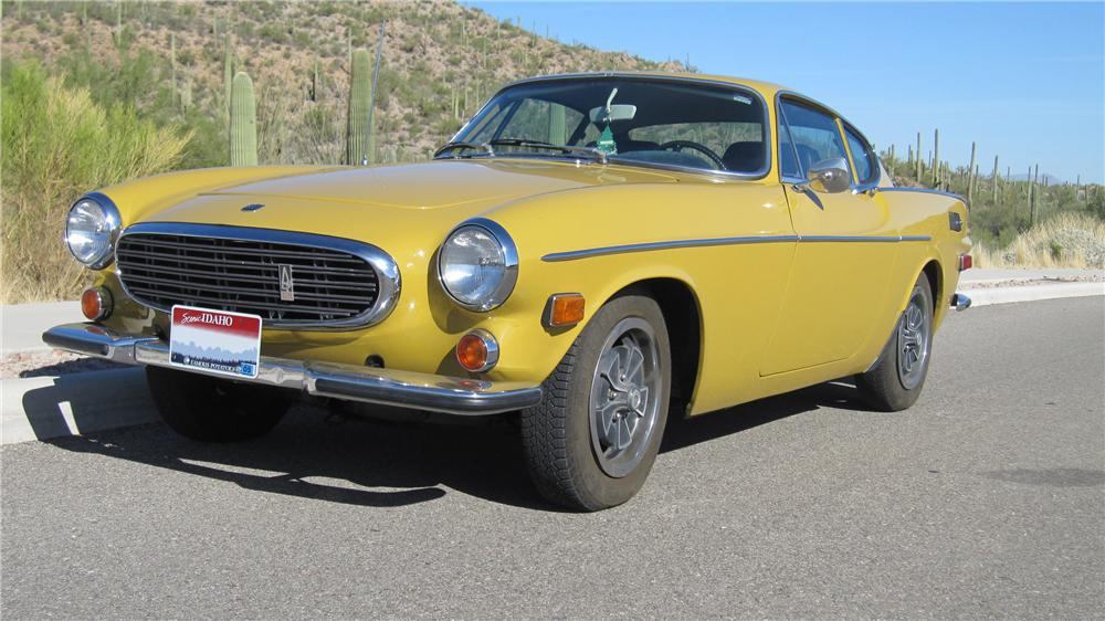 1971 VOLVO P1800 E 2 DOOR COUPE - Front 3/4 - 96321