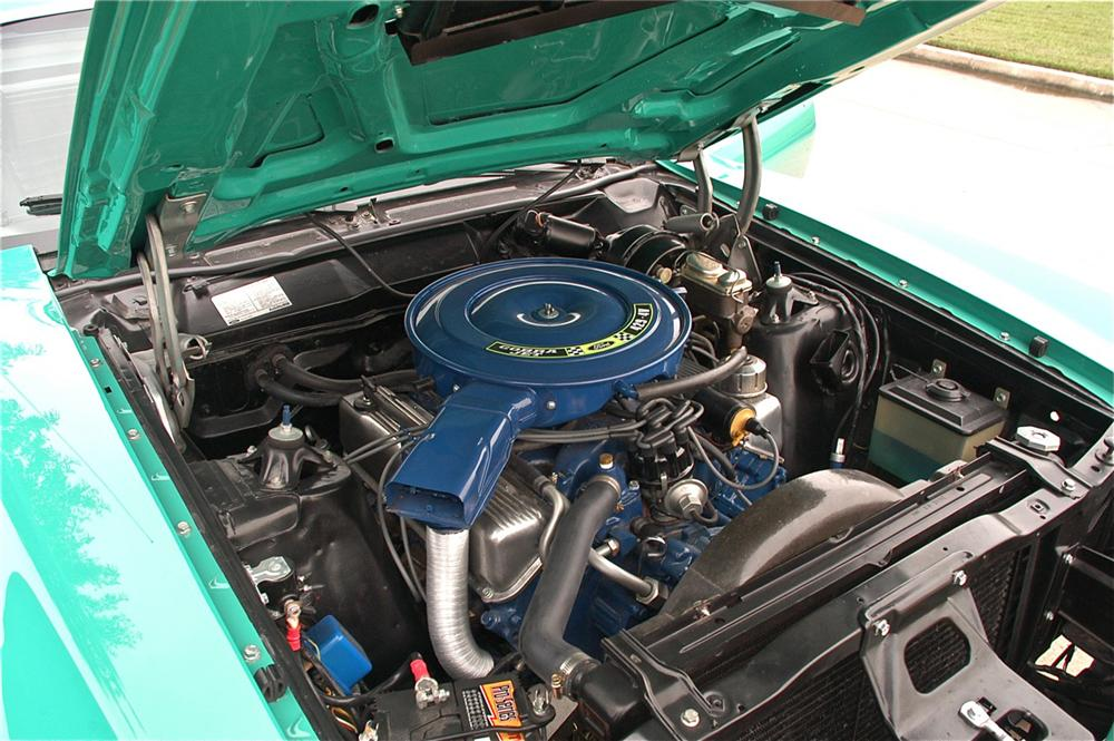 1970 FORD FALCON 429 CJ 2 DOOR SEDAN - Engine - 96349