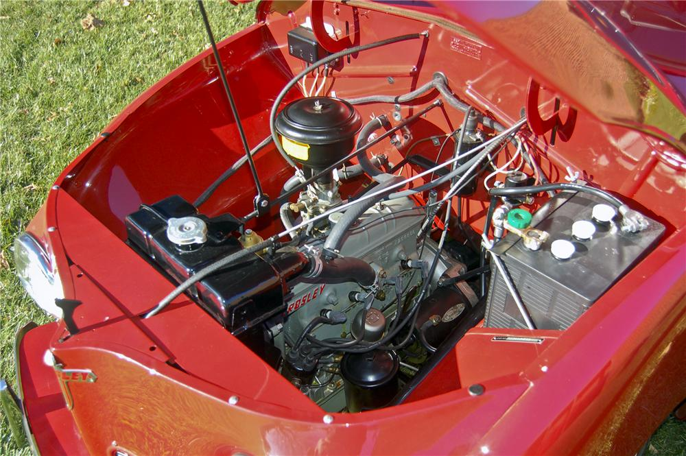 1948 CROSLEY CONVERTIBLE - Engine - 96356