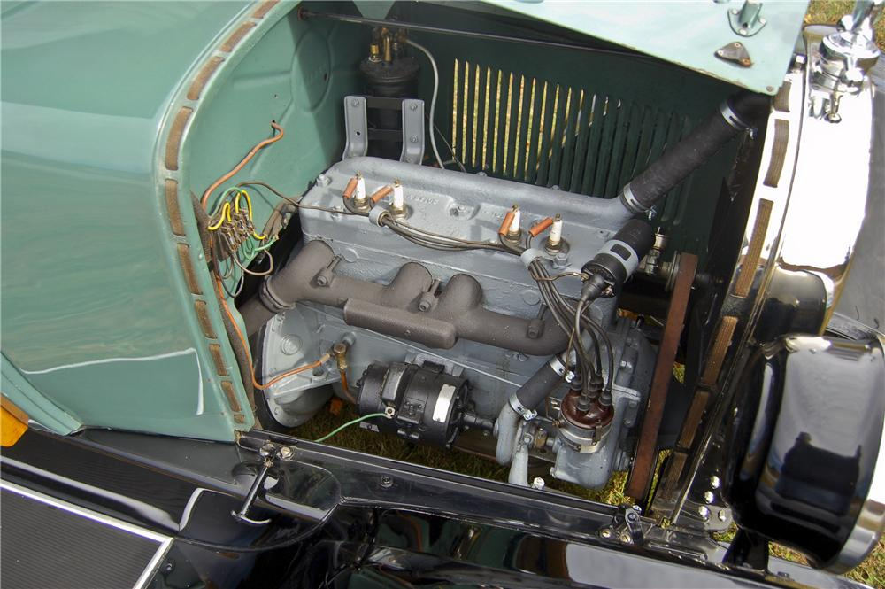 1926 DODGE WOODY WAGON - Engine - 96357