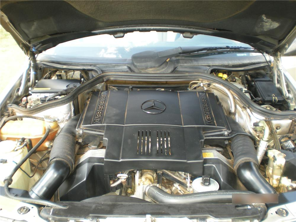 1995 MERCEDES-BENZ E420 SEDAN - Engine - 96365