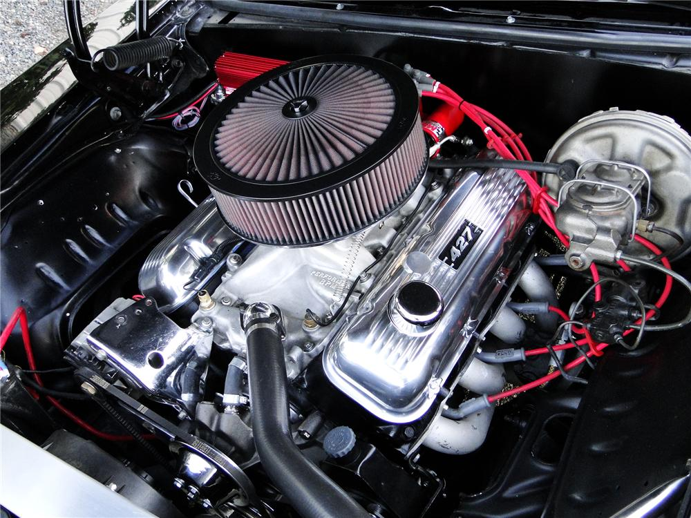 1969 CHEVROLET CAMARO CUSTOM COUPE - Engine - 96390
