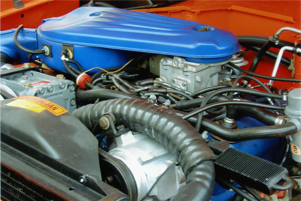 1976 FORD BRONCO SUV - Engine - 96406