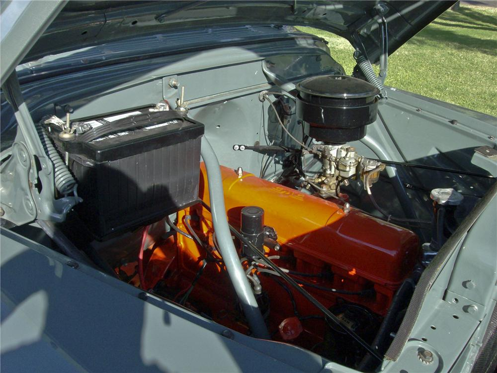 1956 GMC 100 1/2 TON PICKUP - Engine - 96414